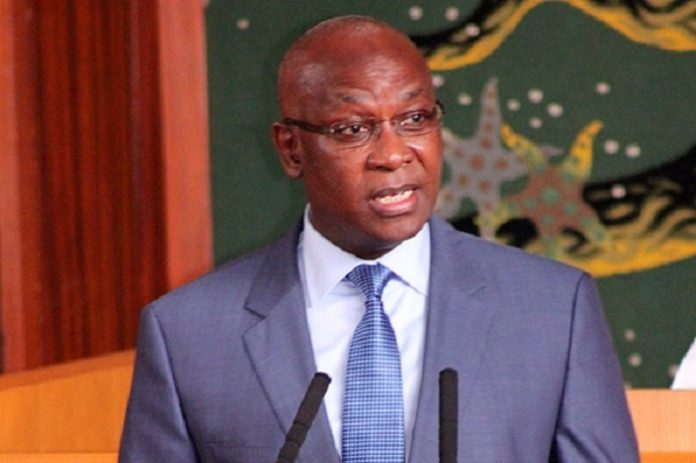 """Serigne Mbaye Thiam face aux députés : """"Abdoulaye Wade a laissé plus de classes en tige de mil que d'écoles"""""""