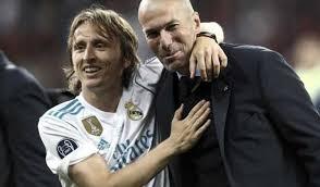 Ballon d'Or : Zinedine Zidane avait prédit la victoire de Luka Modric