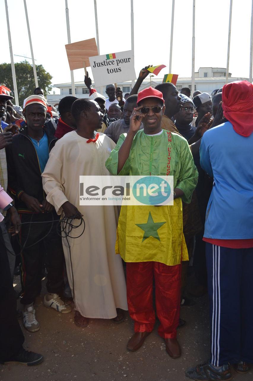 Des photos inédites du PDG de Walfadjiri