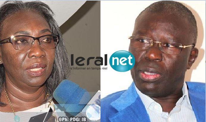 Brèche de Saint-Louis: La cinglante réponse de Babacar Gaye à Sophie Gladima Siby qui accuse Wade