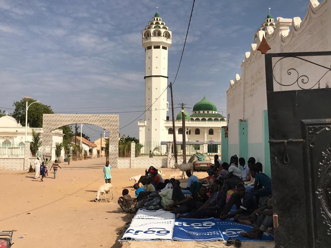 Inhumation de Sidy Lamine Niasse: L'ultime espoir de Léona Niassène