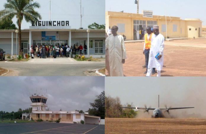Réhabilitation des aéroports régionaux: l'Etat va injecter 17 milliards de F Cfa