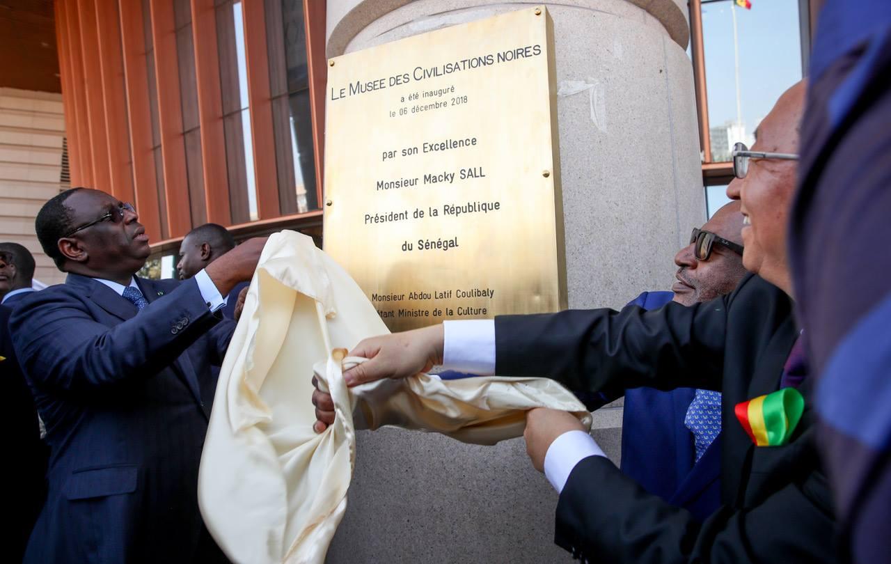 Inauguration du Musée des civilisations noires : Seul Macky Sall a pensé à reconnaître le mérite d'Abdoulaye Wade