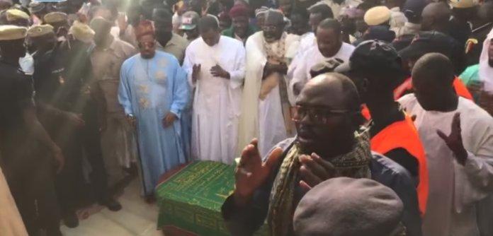 Lieu d'inhumation de Sidy Lamine Niass : Léona, la polémique de la tombe, les heures d'attente…
