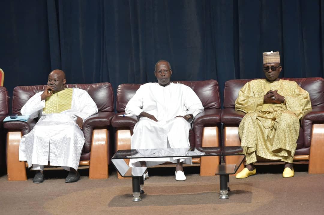 Lancement de la ''Nouvelle Force Economique du Sénégal ( NFES ) de Ahmed Fall Braya sous la présidence du Pm Mahammed Abdallah Dionne
