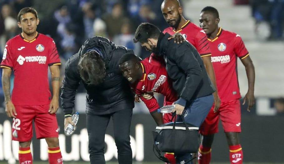 Grave blessure au genou: Fin de saison pour Amath Ndiaye Diedhiou