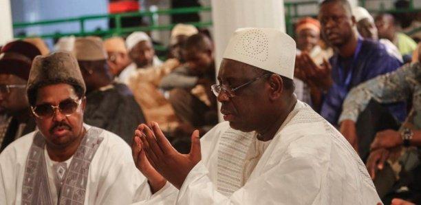 Décès de Sidy Lamine Niasse: Macky Sall chez Ahmed Khalifa Niasse