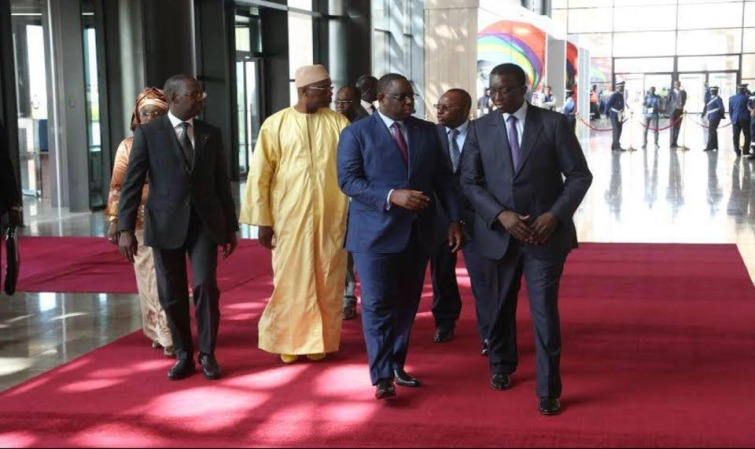 Groupe consultatif de Paris: Le Sénégal en quête de 2850 milliards de FCfa