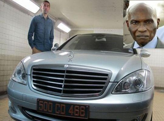 Olivier Marqueze-Pouey, Assistant de l'ancien Président de 2001 à 2012 : « Comment la famille Wade m'a mis à terre »