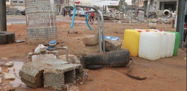 Foundiougne : La population crie sa soif, ce samedi