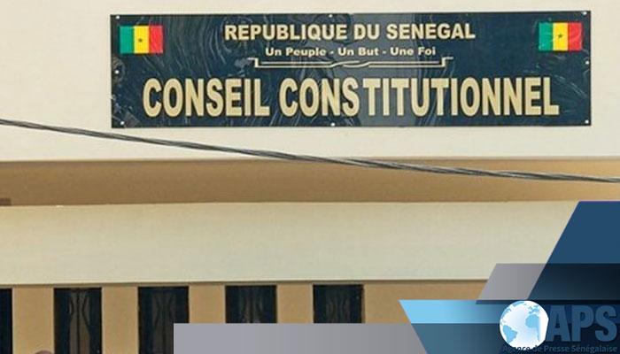 Conseil constitutionnel: Macky Sall procède à trois nouvelles nominations