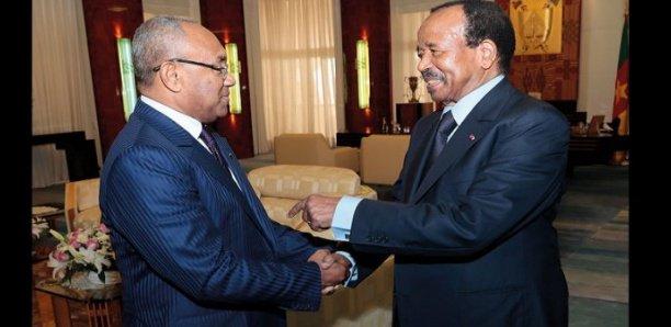 Retrait de l'organisation de la CAN 2019 au Cameroun: Le message de Paul Biya à la CAF