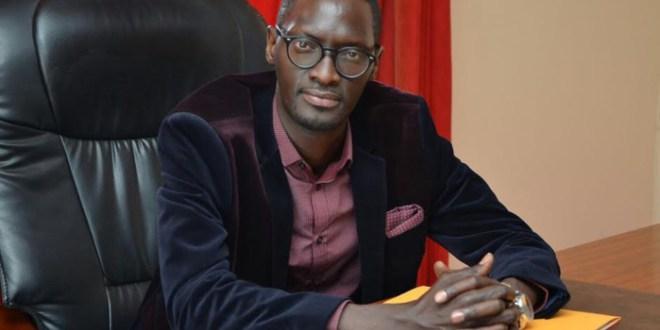 Présidentielle 2019 : Me Tine, président de l'Usl a déposé sa déclaration de candidature