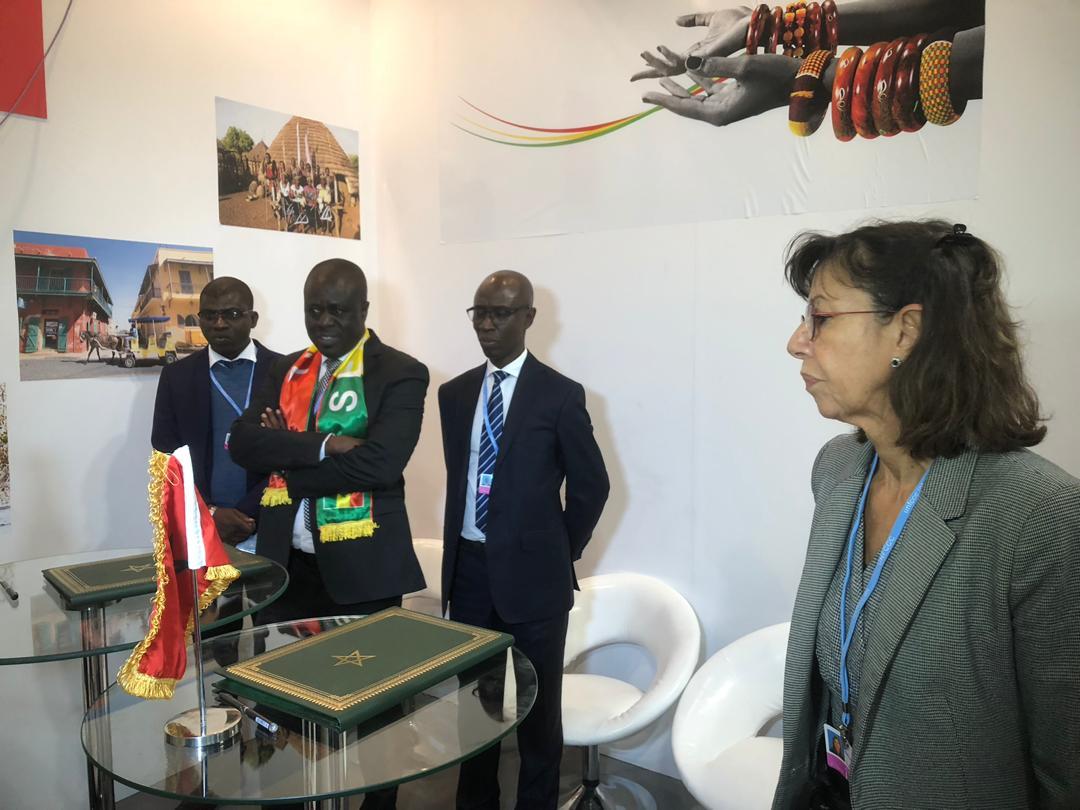 PHOTOS- Mame Thierno Dieng, le ministre de l'Environnement au Cop24