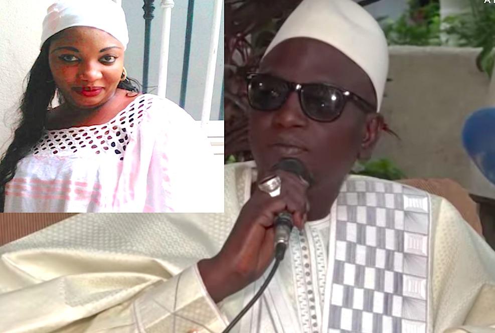 Drame des Maristes : Serigne Babacar Mbacké Moukabaro toujours en colère contre sa fille Aïda Mbacké