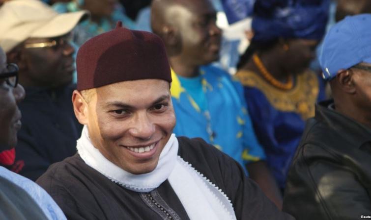 Mame Diarra Fam : « rien ne peut empêcher Karim de participer à la Présidentielle »
