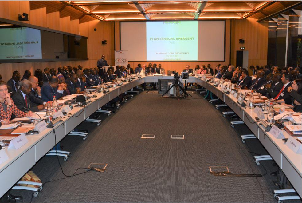 Groupe consultatif de Paris 2018 : L'UE promet 137 millions d'euros, la BEI 42,6 millions d'euros…