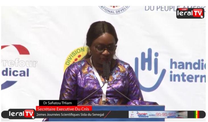 Dr. Safiétou Thiam, CNLS:« «il est inadmissible de voir dans nos villes, un enfant qui naisse avec le VIH »