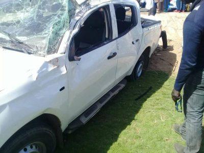 Ourossogui: Un accident fait huit morts et plusieurs blessés