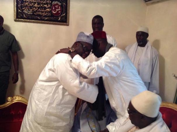 PHOTOS - Malick Gakou chez Moustapha Niasse pour présenter ses condoléances