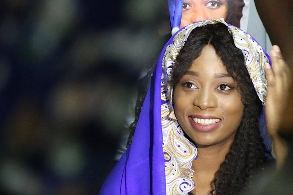 Adiouza: « je suis toujours dans les liens du mariage »