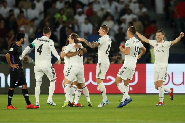 Le Real Madrid remporte la Coupe du monde des clubs aux dépens d'Al-Aïn et conserve son titre