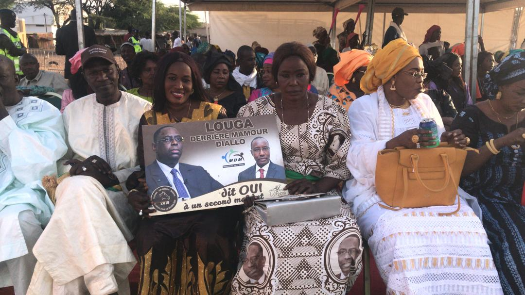 Vidéo - Tournée économique à Louga : Mamour Diallo liste les réalisations de Macky Sall et se félicite de son accueil