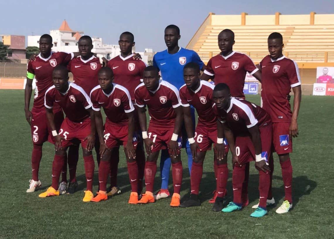 Coupe Caf : Fin de l'aventure pour Génération Foot malgré sa victoire (1-0)