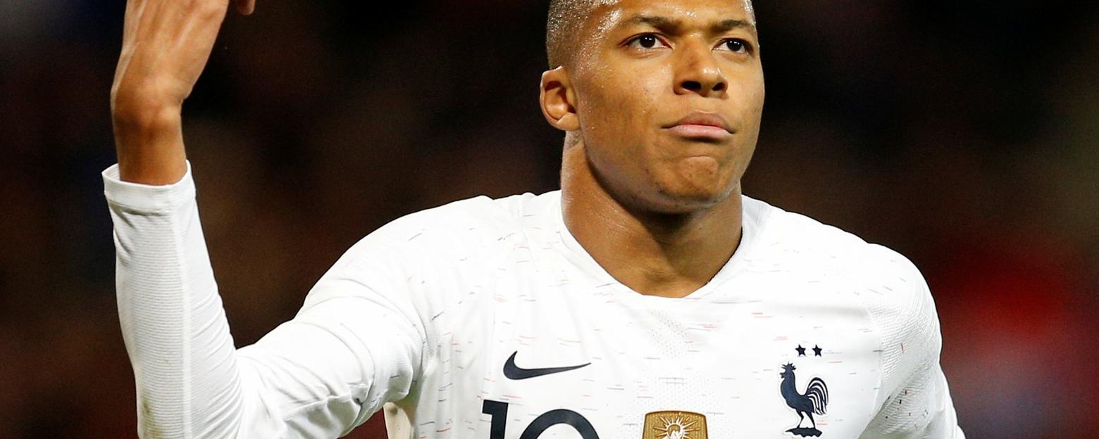 PSG : Mbappé élu sportif français de l'année 2018
