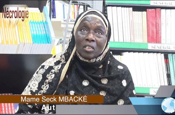 Nécrologie: Décès de l'écrivaine Mame Seck Mbacké