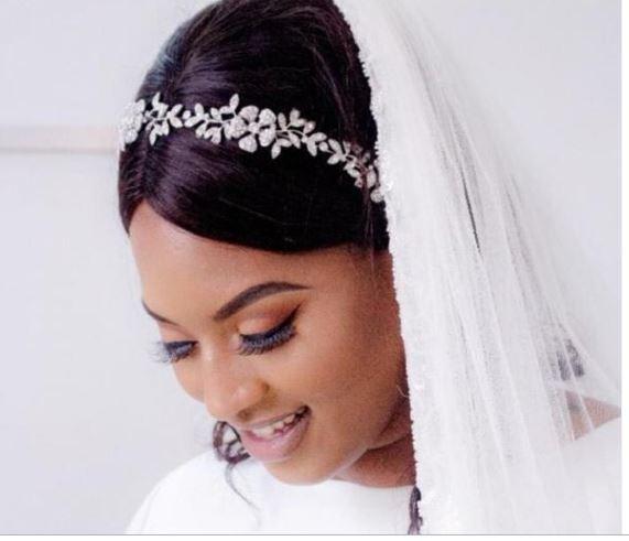 Photos : La mariée Khoudedia Sora était trop belle!