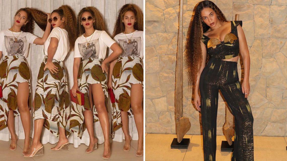 Beyoncé : découvrez les nombreux designers africains à l'origine de ses dernières tenues