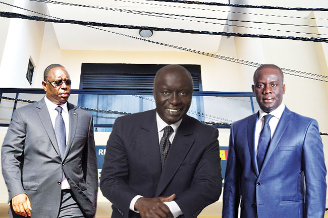 Vérification du décompte des parrains au Conseil constitutionnel : Macky, Idy et Gackou ouvrent le bal