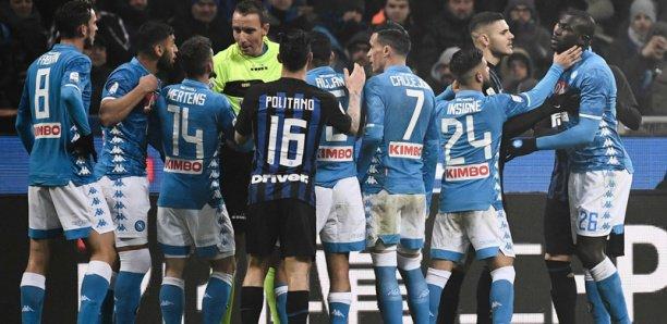 Affaire Kalidou Koulibaly : La réaction officielle de L'Inter Milan