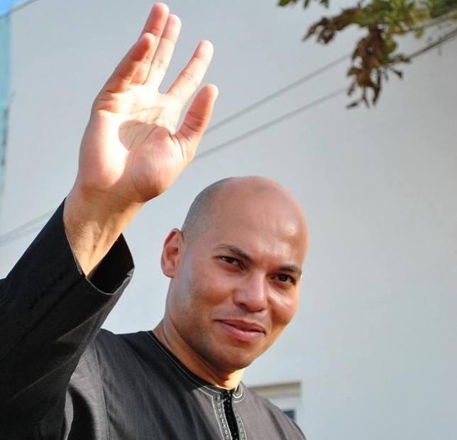 Vérification des signatures de parrainage: Karim Wade validé avec environ 60.000 signatures