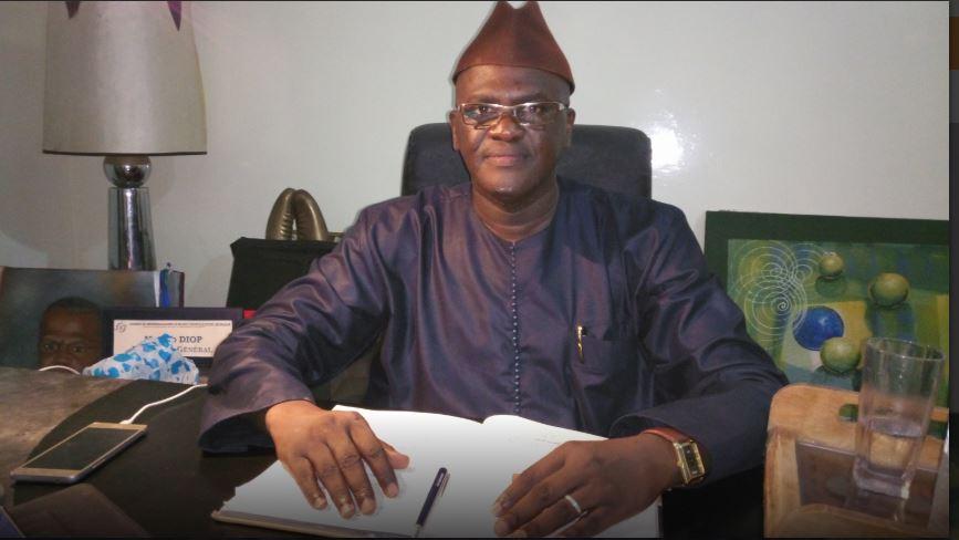 Modibo Diop : '' Macky Sall a rassuré les Sénégalais sur sa vision de l'émergence de notre Pays ''