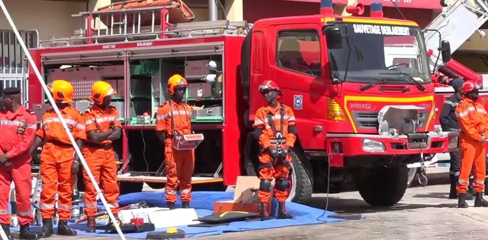 Brigade nationale des Sapeurs-pompiers : Le Colonel Mor Seck prend les commandes avec le grade de général