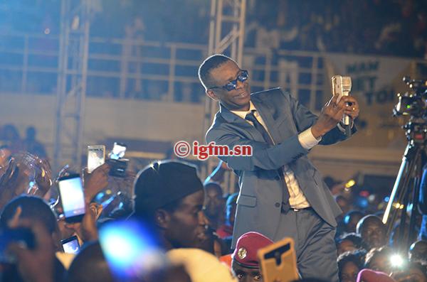 Photos : Youssou Ndour, les plus belles images du Grand bal de Mbour