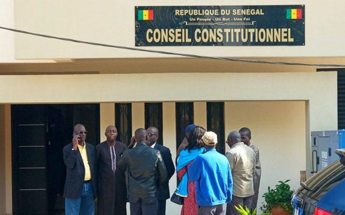 Vérification des parrainages: les précisions du Conseil constitutionnel