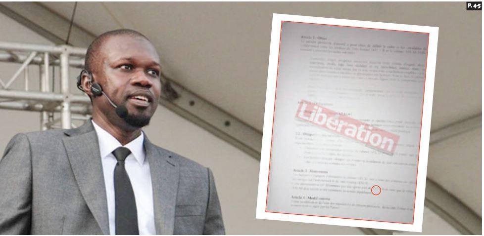 Le leader du Pasteef livre le nom de sa société après un ''coup de fatigue'', Atlas d'Ousmane Sonko et les héritiers du Tf 1451/R : Au sommet d'une liaison dangereuse