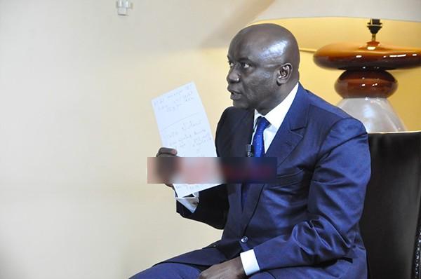 Parrainage: Idrissa Seck « bloqué » pour 19 parrains à Ziguinchor