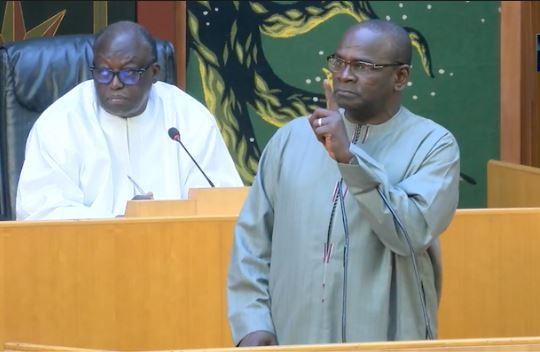 Assemblée nationale: Le Président Macky Sall exige le vote du Code pétrolier avant la Présidentielle