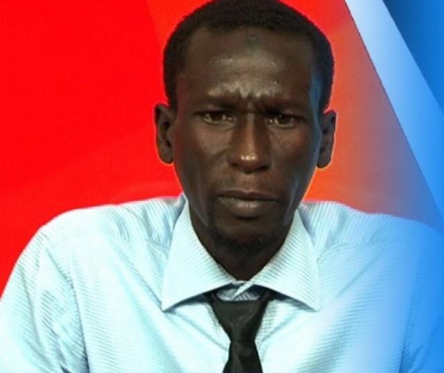 Abdourahmane Sow, secrétaire général de la COS/ M23