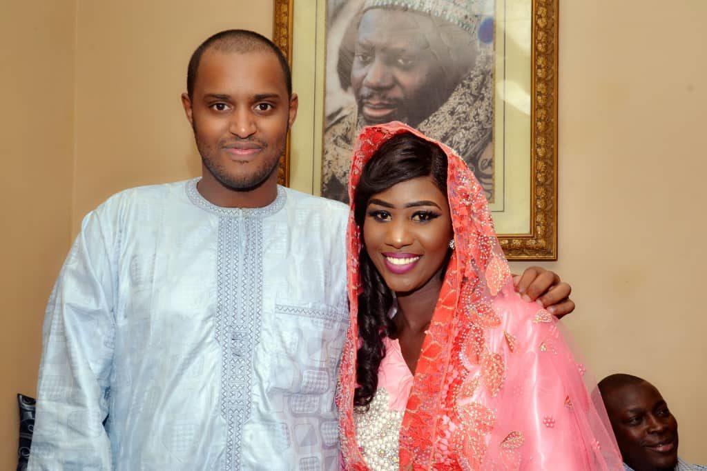 Après le décès de Sidy Lamine Niasse, mariage au groupe Walfadjri (38 photos)