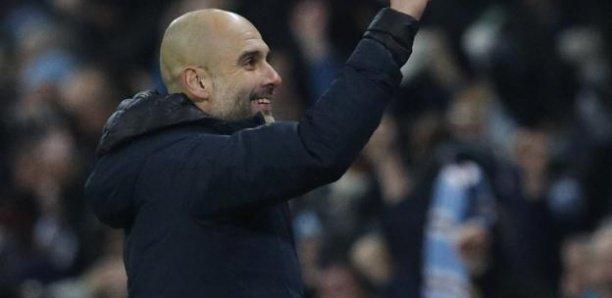 Pep Guardiola (Manchester City) : « Tout peut arriver »