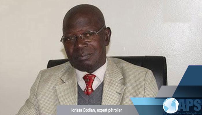 L'expert pétrolier Idrissa Bodian.