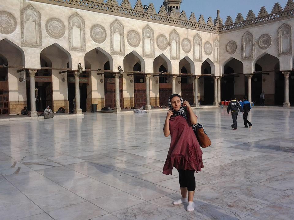 Université Al Azhar au Caire