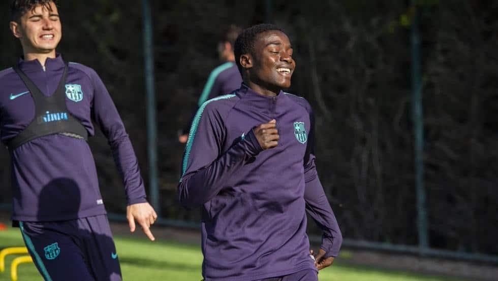Barça - La presse espagnole sur Moussa Wagué: « Il a un potentiel énorme »