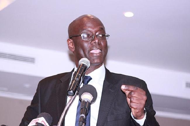 Démission ou limogeage: Thierno Alassane Sall et les SMS de Mahammed Boun Abdallah Dionne !