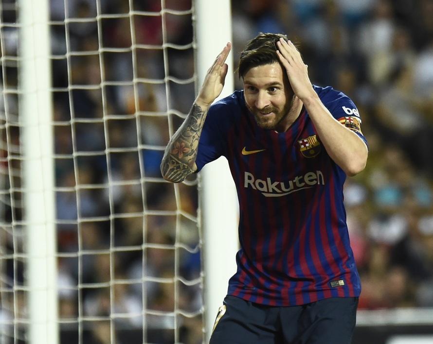 Liga : Le Barça tout là-haut